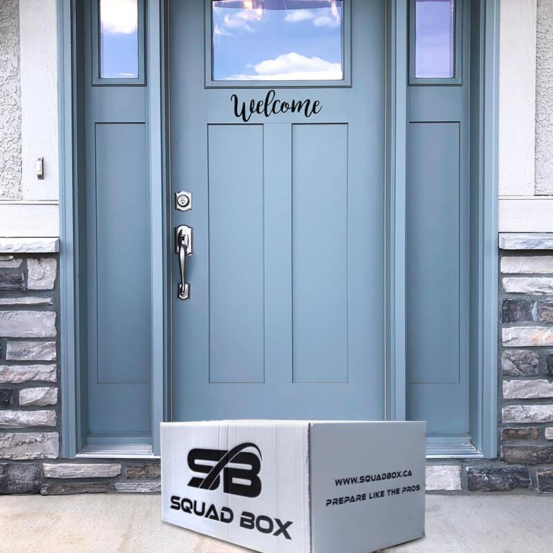 Squad Box Delivery