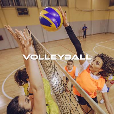 Squad Box - Volleyball