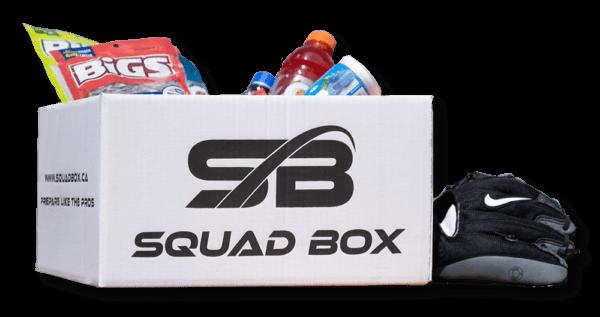 Squad Box - Baseball Glove